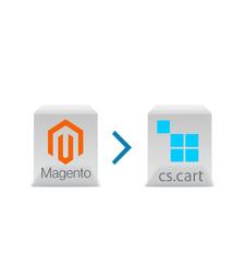 Magento to CS-Cart Migration