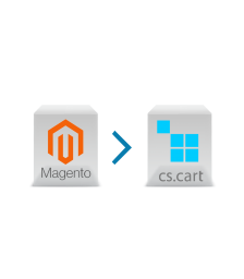 Magento to CS-Cart Migration