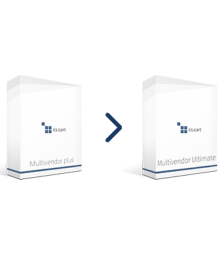 CS-Cart Multivendor Plus to CS-Cart Multivendor Ultimate