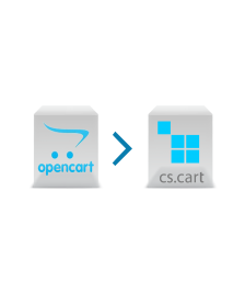 Opencart to CS-Cart Migration