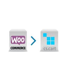 Woocommerce to CS-Cart Migration
