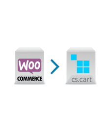 Woocommerce to CS-Cart Migration